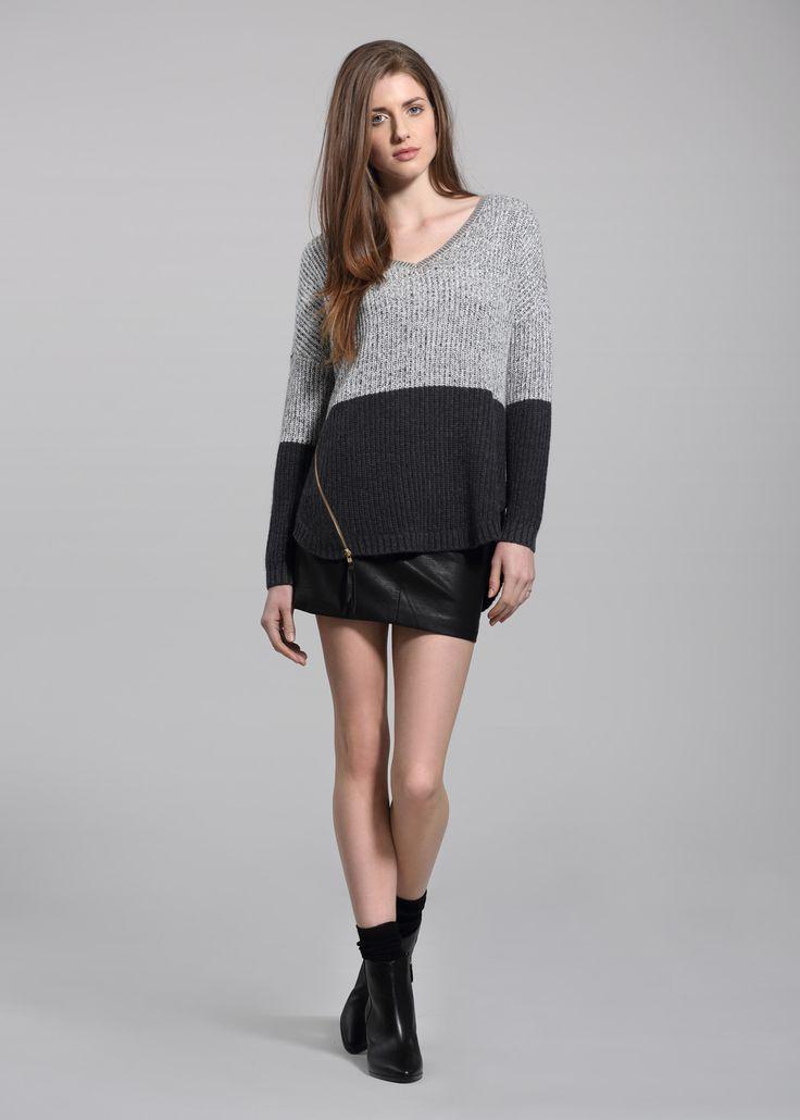 Left on Houston Wilde sweater