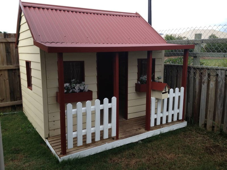 Kids Outdoor Cubby House Narangba Caboolture Area image 1