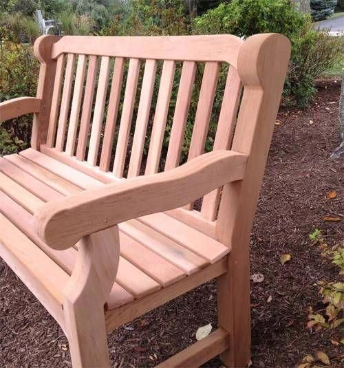 Cedar Bench – Woodworking | Blog | Videos | Plans | How To