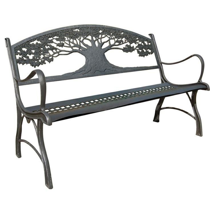 The 75 best images about Cast Iron Outdoor Furniture on Pinterest