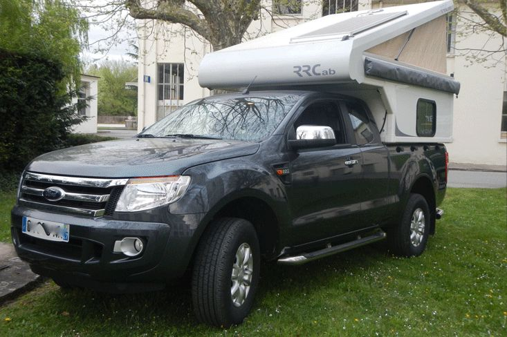 rrcab cell 4x4 pick up ford ranger double cab pickup truck camping pinterest 4x4 pick up. Black Bedroom Furniture Sets. Home Design Ideas