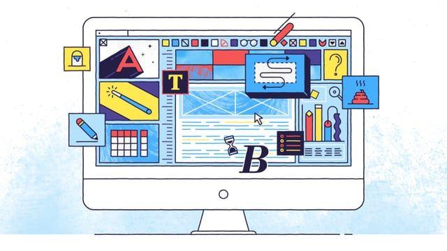 Briiief is a simple tool to help non-designers share ideas. Register at briiief.com  Agency: Mezzolab Illustrations: Vytautas Stalmačenka Animation: Neimuntas Garjonis (Nemdu)