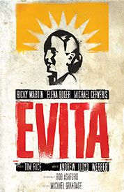 Evita - This production was excellent, forgot how much I loved the music and the choreography.  Ricky Martin and Michael Cerveris were great and the Evita understudy Christina DeCiccio was outstanding!