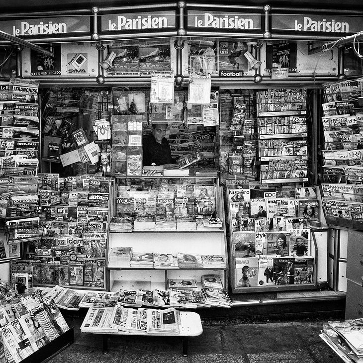 15 Best Newspaper Stands Images On Pinterest