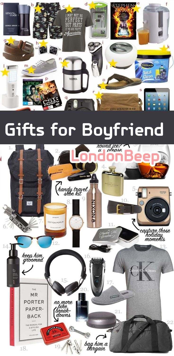 Best Budget Unique Boyfriend Present Ideas 2018