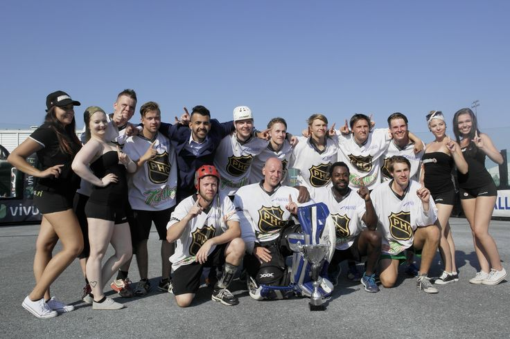 Street Hockey Tour 2014 Oulu 26-27.7.2014 #streethockeysm
