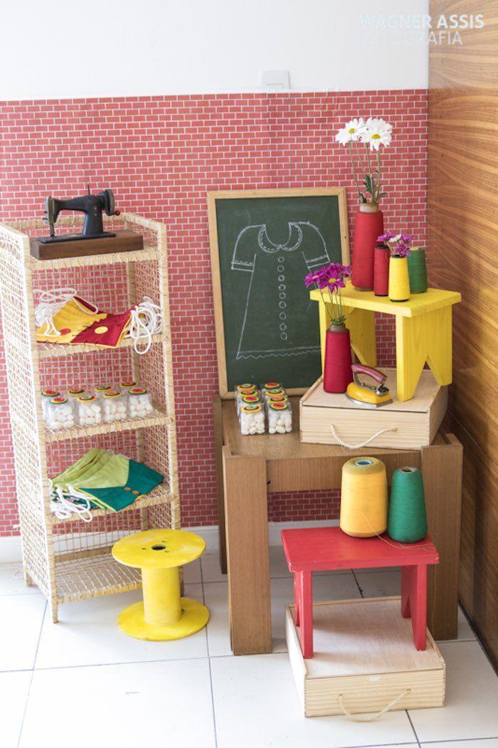"""""""Sítio do Pica Pau Amarelo"""" Inspired Farm Party"""