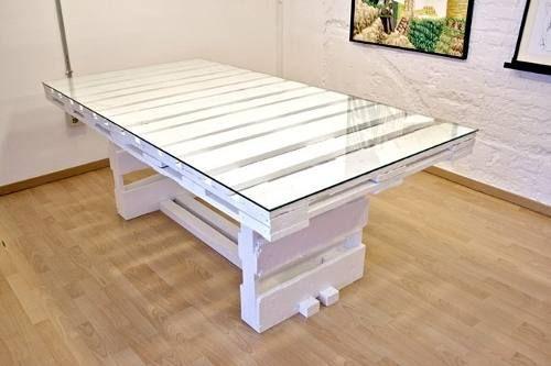 Muebles De Tarimas Recicladas, (los Originales), Garantia
