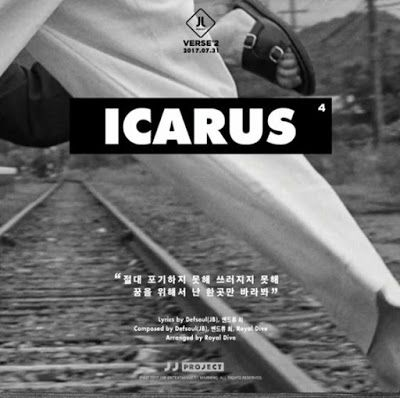 Words Escaping: Terjemahan Lirik: JJ Project - Icarus (Verse 2: Tr...