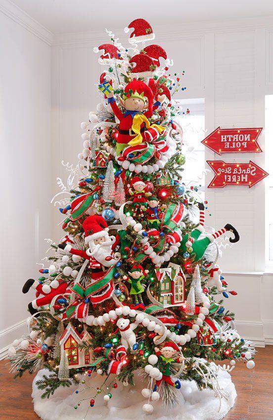 411 best Christmas decoration Decoracin Navidad images on
