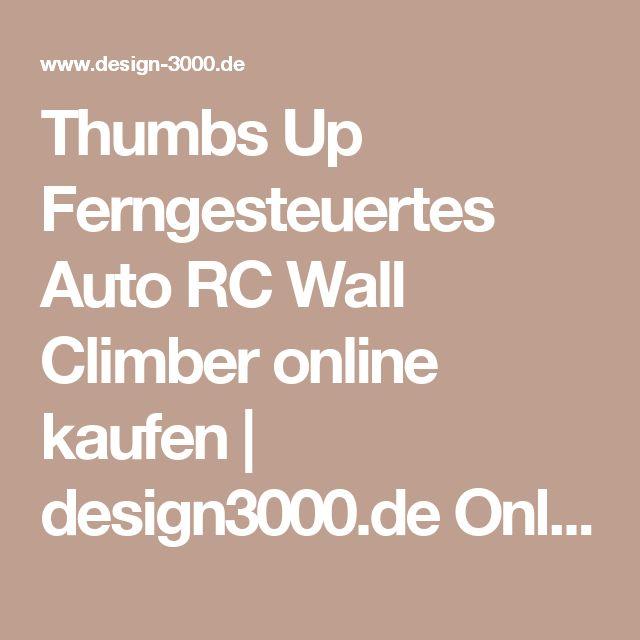 Thumbs Up Ferngesteuertes Auto RC Wall Climber online kaufen | design3000.de Online Shop