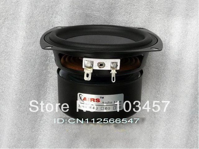 Find More Speakers Information about Free shippping, 4 inch 4ohms woofer speaker, 30W, diameter:105mm, loudspeaer, speakers,hifi sound,High Quality speaker pad,China speaker Suppliers, Cheap speaker led from Sophia Lee's store on Aliexpress.com