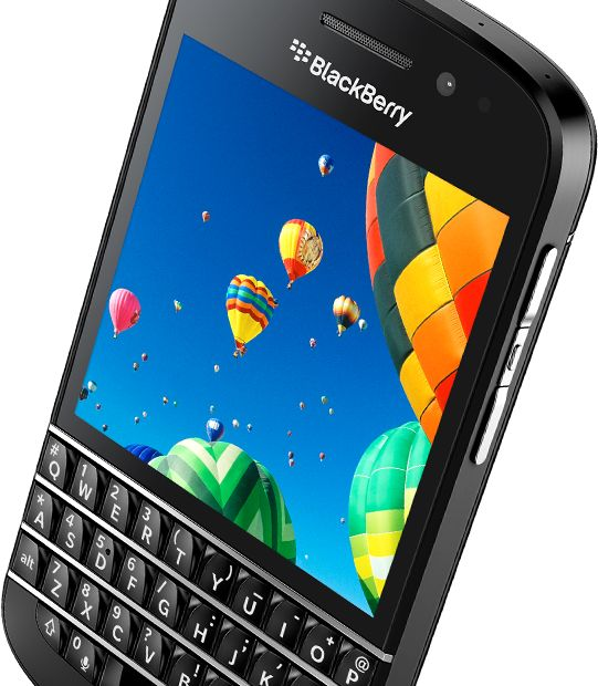 BlackBerry Q10 - BlackBerry 10 Smartphone With QWERTY Keyboard - Canada