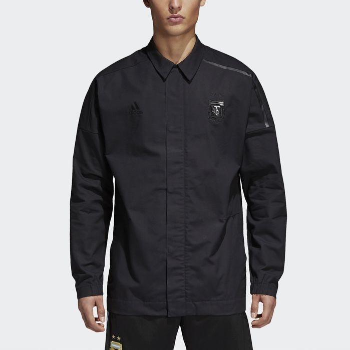 adidas Argentina adidas Z.N.E. Jacket - Mens Soccer Jackets
