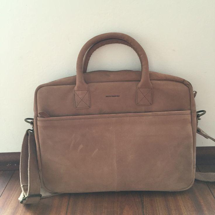 Artu Napoli tas Stijlvol en handig voor laptop, IPad, telefoon enz.