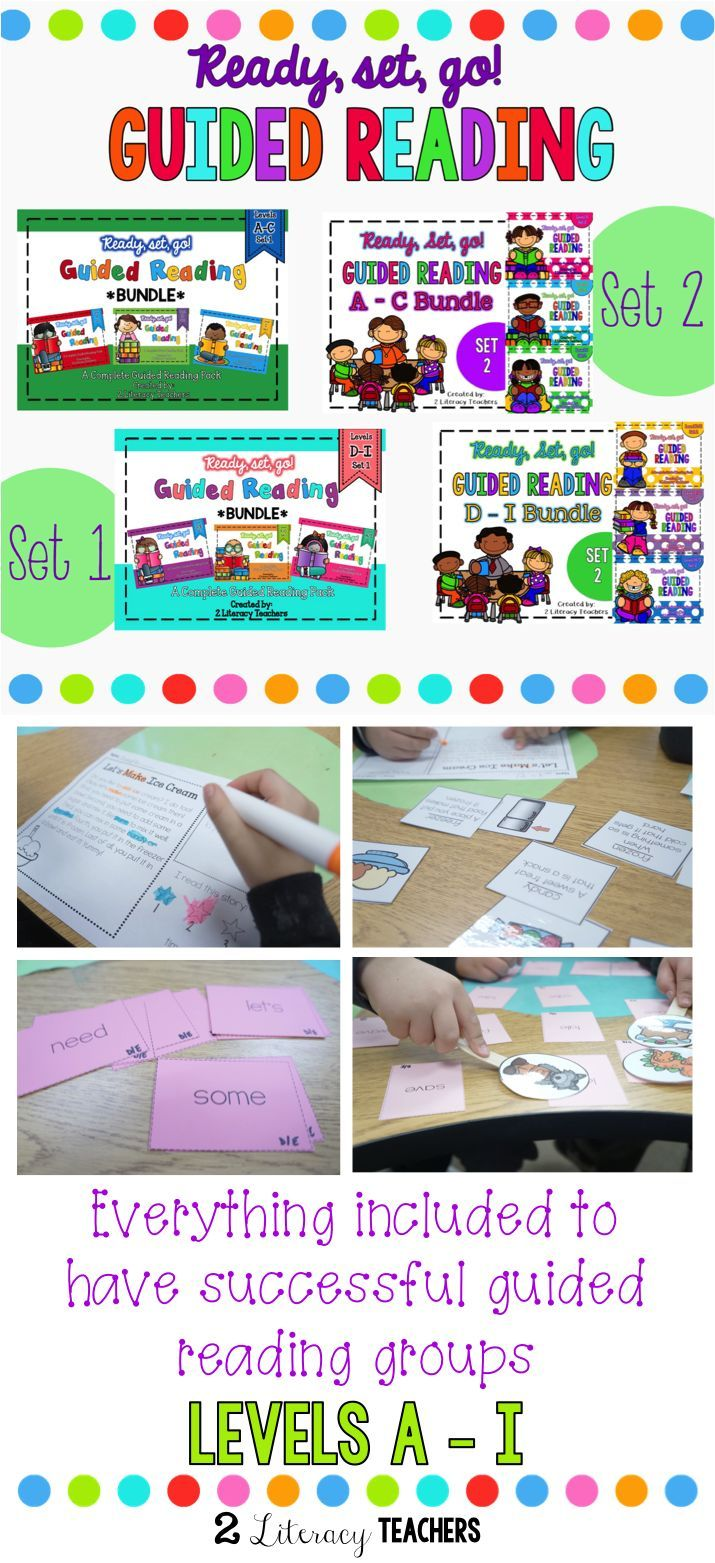 Everything You Need To Run Successful Guided Reading Groups Sight Words Phonics Vocab Guided Reading Resources Teaching Reading Comprehension Guided Reading Ready to go fall literacy pack