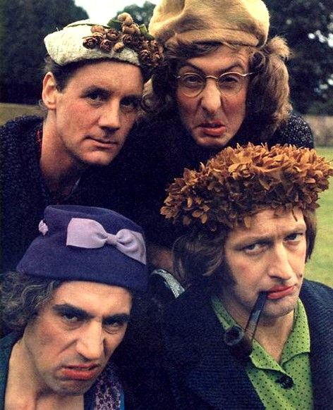 north face spring jackets MICHAEL PALIN Eric Idle  Terry Jones and GRAHAM CHAPMAN of Monty Python  39 s Flying Circus