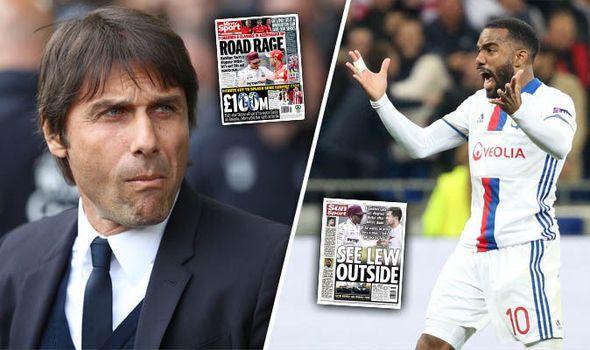 Paper round-up: 240m Chelsea spree Sanchez and Aguero shock swap Arsenal bid   via Arsenal FC - Latest news gossip and videos http://ift.tt/2t8orSj  Arsenal FC - Latest news gossip and videos IFTTT