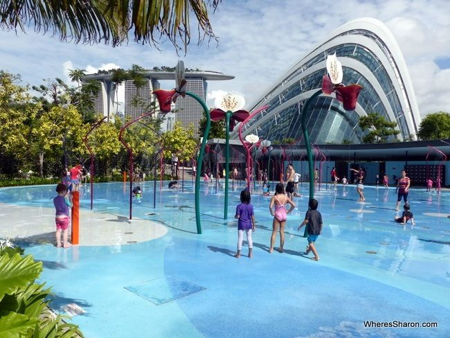 Complete Guide to Singapore with Kids #singapore #familytravel