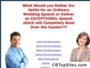 Wedding Speeches for All - Father of the Groom Speeches, Father of the Bride Speeches, Mother of the Groom Speeches, Mother of the Bride Spe...