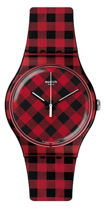 Buffalo Plaid Time. …
