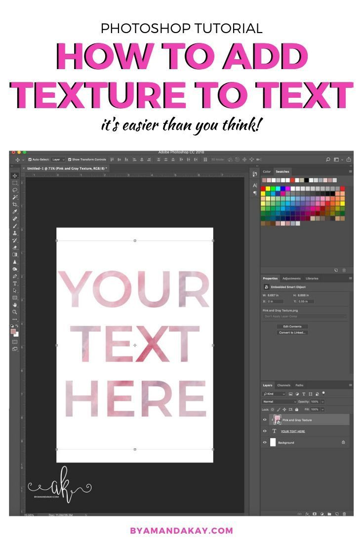 How to add fonts to adobe photoshop