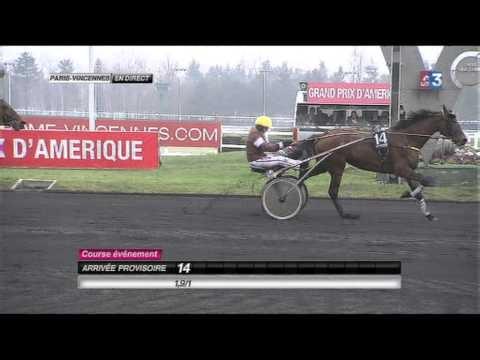 Prix du Luxembourg 2013 - Triode de Felliere (Jean-Michel Bazire) - www.resultat-pmu.fr