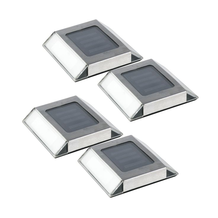stainless steel solar pathway light