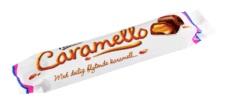 Karamellsjokoladen Caramello for deg som er glad i karamell og sjokolade
