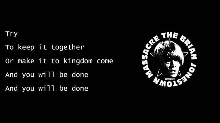 Prozac vs Heroin - The Brian Jonestown Massacre