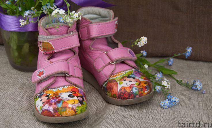 Декупаж обуви | Пошаговый мастер-класс по декупажу на коже