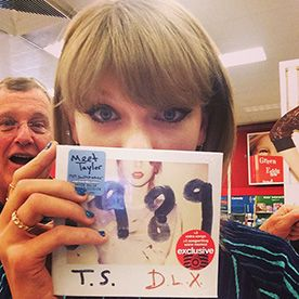 Who Loves Taylor Swift's New Album?