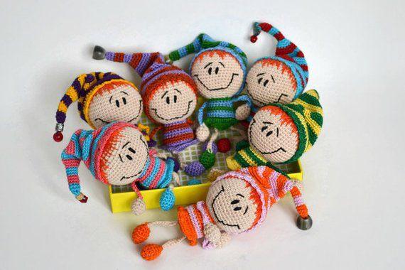 Handmade doll, crochet boy, amigurumi doll, Wireframe doll ... | 380x570