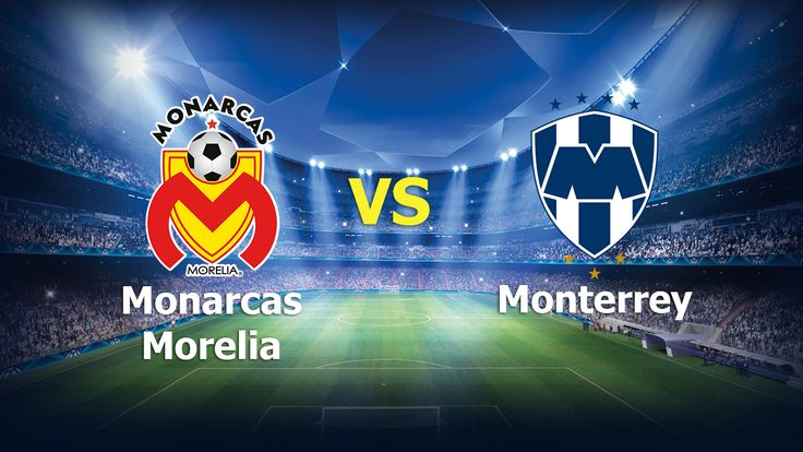 Ver Monarcas Morelia vs Monterrey En Vivo Online 19 de Noviembre LigaMX