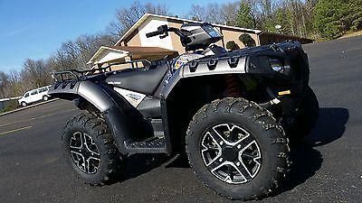 #ATVs #Offroad 2015 POLARIS SPORTSMAN 850 HO SP ONLY 475 MILES CLEAN USED ATV 4X4 QUAD BIKE #Gifts