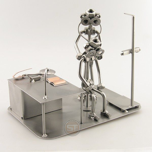 Gifts for Doctors - Office Decor - Steelman