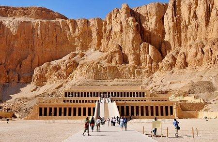 Egypt, Hatshepsut Temple