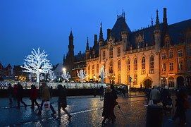 Brujas, Bélgica, Urbana, Ciudad