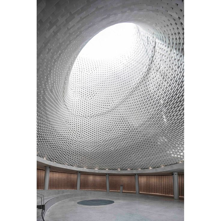 @the.concrete.project The Memorial Hall of Israel's Fallen at Mount Herzl by Kimmel Eshkolot Architects in Jerusalem, Israel, 2018. . Photos by Amit Geron