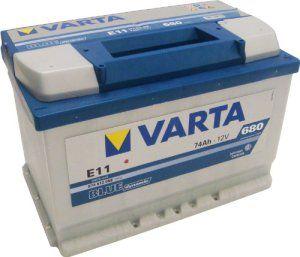 Varta Batterie de Voiture Blue Dynamic E1157401206874Ah 680A (Prix + 7,50EUR consigne)