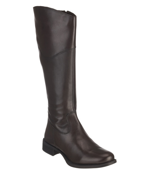 Long black leather boots | R1 099 ($130) | Old Khaki Rare Earth | http://www.goodhousekeeping.co.za/en/2012/05/10-must-have-winter-accessories/#