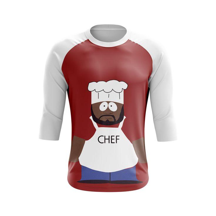 nice Boys Raglan Chef CartoonsSouth Park Hero Animated  -   #Animatedcartoonsmerch #boysclothes #cartoonsclothessouthparkmerchandise #cartoonsmerchandise #cartoonstshirts #menclothes #raglanforboys #southparkmerch #southparkshirtsRaglanT-Shirts #southparkt-shirt
