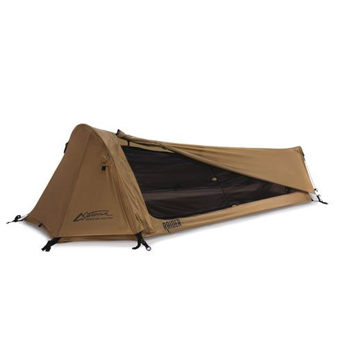 Catoma Adventure Shelters Raider one man tent - Catoma Outdoor $245.00 -Perfecto swag!