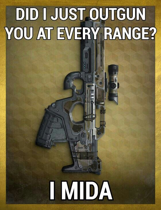 I remember back in the day.. Mida's  and Thorns everywhere