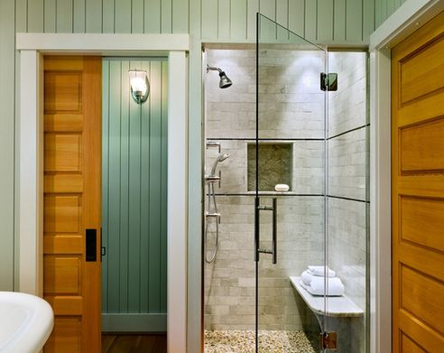 Photographic Gallery  Beach Themed Bathroom Ideas All designers credited in blog post Check out nautical