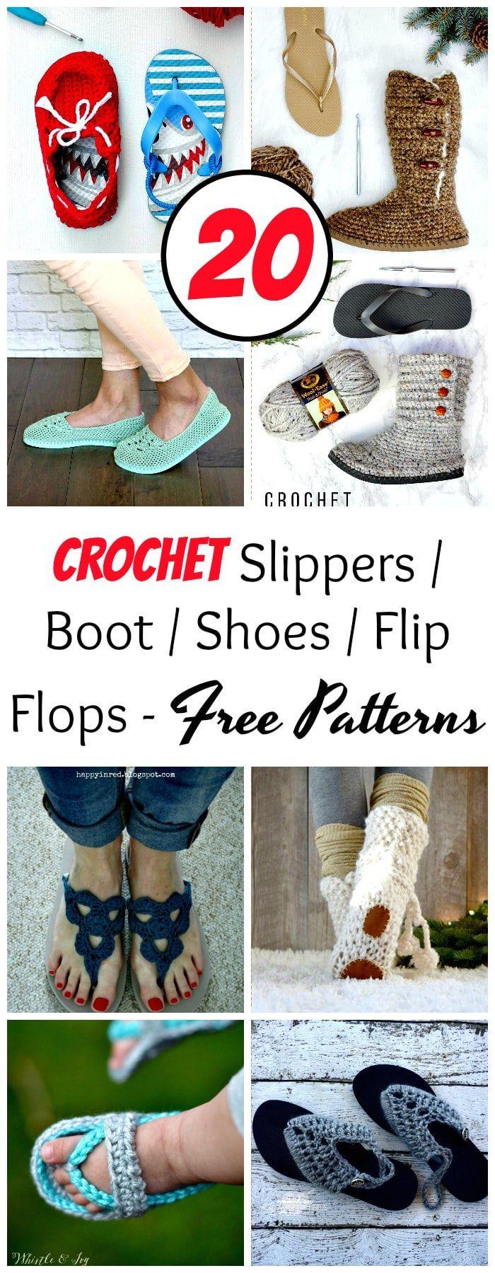 Mejores 77 imágenes de crochet en Pinterest | Zapatos, Artesanías y ...
