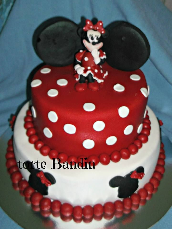 minnie mouse nove torte pinterest mice and minnie mouse. Black Bedroom Furniture Sets. Home Design Ideas