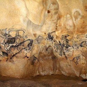 La « grotte Chauvet », en Ardèche, inscrite au patrimoine de l'Unesco