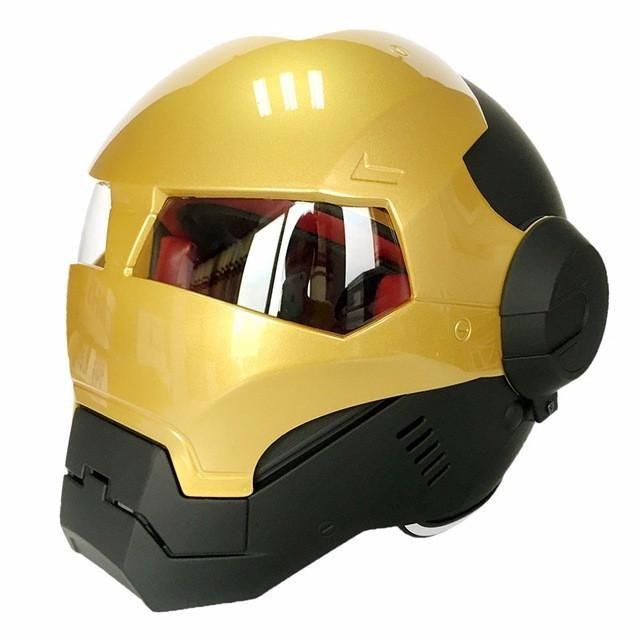 IRONMAN motorcycle helmet half helmet open face helmet 19 Styles