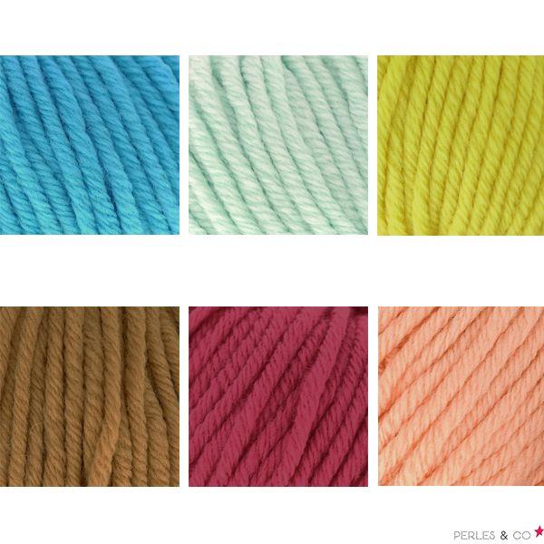 Les laines Fonty Graphitti sont arrivées ! Découvrez-les ici >>> https://www.perlesandco.com/Laine_et_Feutrine_Laine_Fonty___Graffiti-c-2629_352_3355.html